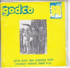 Grow Your Own Country Wide Primary School Band E.P. : God Is My Co-Pilot