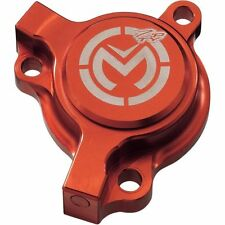 Moose Racing Magnetic Oil Filter Cover By Zipty Red