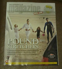 Caravan Club Magazine Feb 2012. UK P&P inc