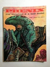 PHENIX REVUE INTERNATIONALE BANDE DESSINEE 1973