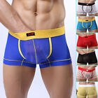 CHEAP Mens Sexy Transparent Underwear Boxer Shorts Trunks Low Rise Briefs Boxers