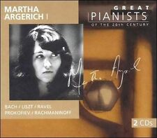 Martha Argerich (CD, Oct-1998, 2 Discs, Philips) SEALED PIANIST MADE IN GERMANY