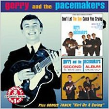 Gerry & the Pacemakers - Don't Let the Sun Catch You Crying/Second Album (CD) VG