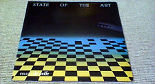 ANTHONY HOBSON STATE OF THE ART DE WOLFE LIBRARY LP 1984 SYNTH TREVOR BASTOW