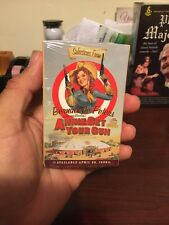 NEW CASSETTE TAPE BERNADETTE PETERS Annie Get Your Gun Not For Resale RARE Promo