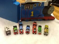 Thomas & Friends - Carry case with 6 engines and New Talking Toby