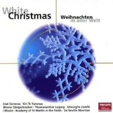 ZAMFIR/I MUSICI/THOMANERCHOR/+ - WHITE CHRISTMAS  CD NEU