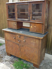 antike original k chenschr nke bis 1945 ebay. Black Bedroom Furniture Sets. Home Design Ideas