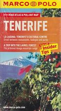 Tenerife Marco Polo Travel Guide BRAND NEW BOOK (Paperback + Pull-out Map 2012)