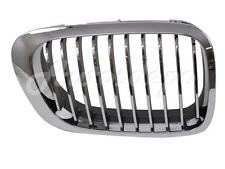 1999-2003 BMW E46 325Ci 330Ci / 99-06 M3 COUPE CONV. KIDNEY GRILLE CHROME RH NEW