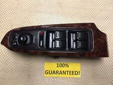 2006 06 Acura MDX Driver Master Power Window Switch OEM 83550-S3V-A010