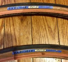 "Carlisle 27"" By 1"" Vintage Road Bike Tires NOS Rare"