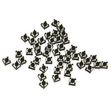 100pcs 6x6x5mm Momentary Tactile Mini Push Button Switch PCB Mounted SPST