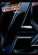 NEW YORK COMIC CON 2011 PROGRAM(6.0)(FN)MAGAZINE(b029)