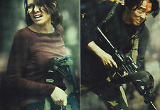 The Walking Dead Season 4 Part 2 - Posters Insert Chase Trading Card Set