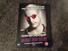 Natural Born Killers DVD! Look At My Other DVDs!