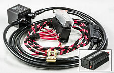 Vw T4 100a/amp Heavy Duty Split Carga & Leisure Batería Kit De Montaje + Inverter