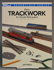 KALMBACH BASIC TRACK WORK FOR MODEL RR 2ND EDITION train lionel mth o ho n 12479