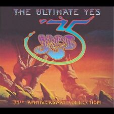 * YES - The Ultimate Yes (HITS) (3 CD SET) DIGIPAK