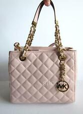 NEW MICHAEL Michael Kors Susannah Small North South Tote 30H5GAHT1L BLOSSOM PINK