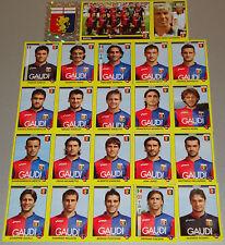 FIGURINE CALCIATORI PANINI 2009-10 SQUADRA GENOA CALCIO FOOTBALL ALBUM