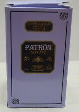 Patron XO Cafe 375ml Frosted bottle w/Box