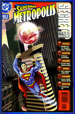 SUPERMAN  METROPOLIS: SECRET FILES & ORIGINS # 1 -  DC Comics 1999  (vf-)