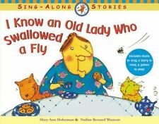 I Know an Old Lady Who Swallowed a Fly ( Hoberman, Mary Ann ) Used - VeryGood