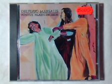 DELFAEYO MARSALIS Pontius Pilate's decision cd GERMANY BRANFORD WYNTON