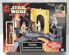 Star Wars THEED Generator Complex Playset Hasbro Episode I Phantom Menace NIP