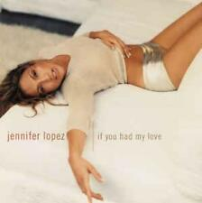 Jennifer Lopez: If You Had My Love PROMO w/ Artwork MUSIC AUDIO CD Dark Child 5t