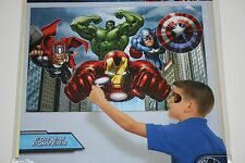 Avengers Iron Man Birthday Party Game Activity Decoration Party Supplies Favors