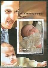 MUSTIQUE 2014 THE CHRISTENING OF PRINCE GEORGE S/S WITH  WILLIAM PART I