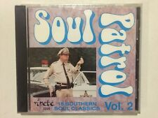 Soul Patrol Vol 2 - Various Artist - New factory Sealed Cd