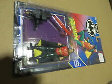 ROBIN with HOOK MOC BATMAN RETURNS with LAUNCHING GRAPPLING HOOK