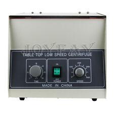 Electric Benchtop Centrifuge Lab Medical Practice LD-3 4000rpm 6*50ml 110V 60 Hz