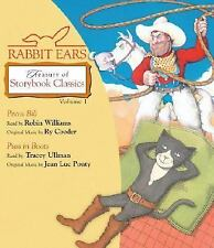Rabbit Ears Treasury of Storybook Classics: Volume One: Pecos Bill, Puss in Boot