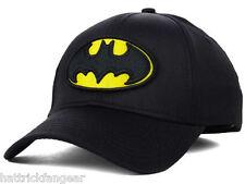BIO WORLD DC COMICS BATMAN SUPERHERO FLEX FIT HAT/CAP - OSFM