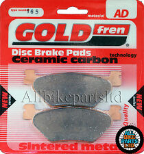 Yamaha XVS 1900 Rear Sintered Brake Pads 2013 Onwards - Goldfren - XVS1900