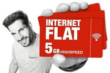 5GB Internet Flat - Ortel mobile - 5GB Datenflat 30 Tage Nano SIM