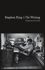 On Writing : A Memoir of the Craft by Stephen King 2010 Paperback
