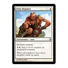 MTG DUEL DECK: HEROES VS MONSTERS * Daily Regimen x2