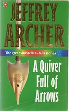 A Quiver Full of Arrows by Jeffrey Archer (Paperback, 1989)