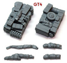 1/72 scale 72GT4 German Truck Blob (2 Pack) WW2 lorry stowage set