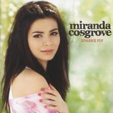 Sparks Fly von Miranda Cosgrove (2010) CD