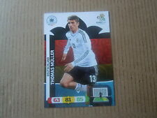 Carte adrenalyn panini - Euro 2012 - Allemagne - Thomas Müller
