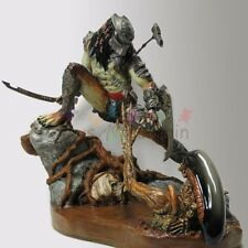 Sci-Fi Movie Predator VS Alien in Swamp 1/6 Vinyl Model Kit