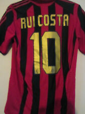 Ac Milan 2005-2006 Rui Costa Home Football Shirt Size Medium Adult /39521