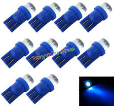 10pcs 194 501 T10 W5W 168 LED blu Lato luce dell'automobile Lampadine