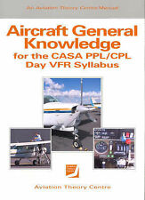 Aircraft general knowledge & aerodynamics for the private and commercial pilot